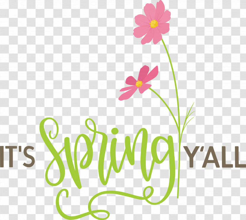 Spring Spring Quote Spring Message Transparent PNG