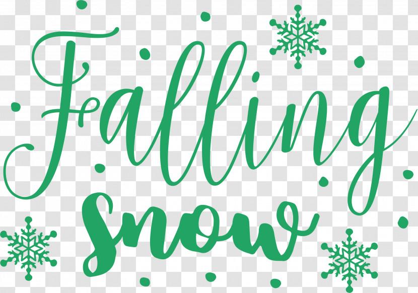 Falling Snowflake Falling Snow Winter Transparent PNG