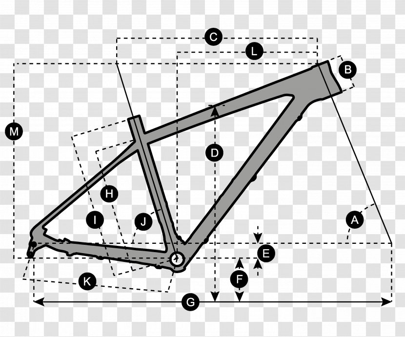Scott Sports Bicycle Geometry Scale Technology - Tree Transparent PNG