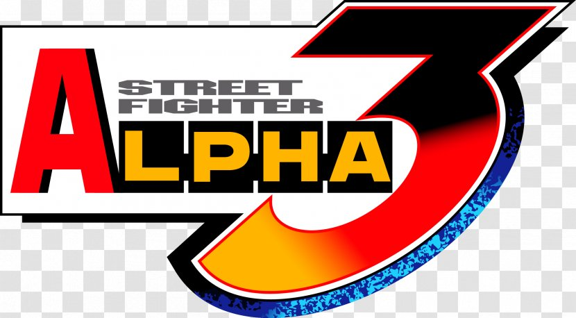 Street Fighter Alpha 3 2 30th Anniversary Collection Iii Logo Transparent Png