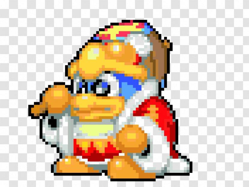 King Dedede Kirby Super Star Ultra Kirby S Dream Land 3 Pixel Art Transparent Png