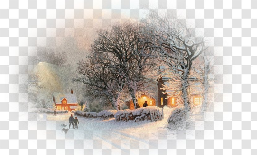 Winter Snow Christmas Desktop Wallpaper 4k Resolution Highdefinition Video Fantasy Background Transparent Png