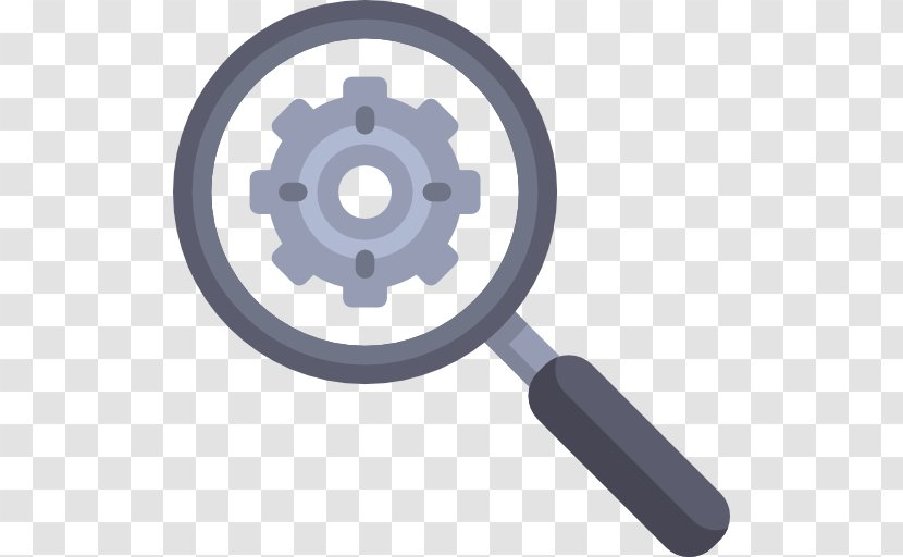 Magnifying Glass Business Service Technology Transparent PNG