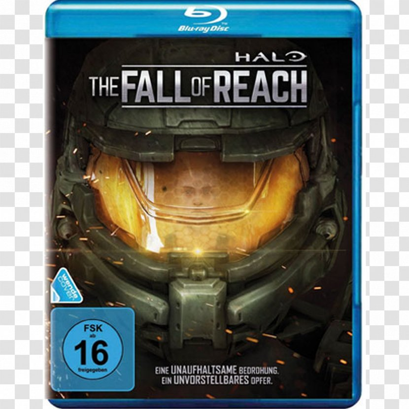 Halo The Fall Of Reach Master Chief Reach Invasion Film Video Game Software Halo Transparent Png