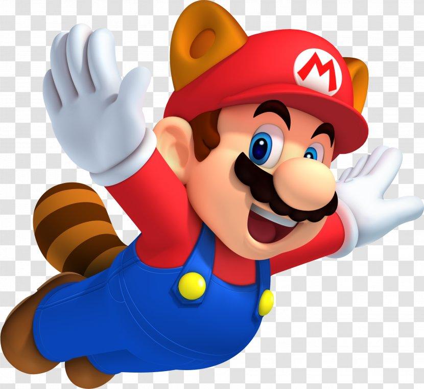New Super Mario Bros 2 3 Mascot Transparent Png