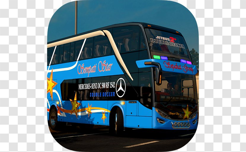 Livery Bus Simulator Indonesia Free New Skin Bussid Android Application Package Automotive Exterior Transparent Png