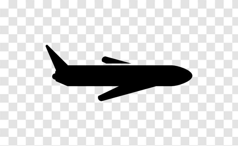 Airplane Aircraft Silhouette Transparent Png