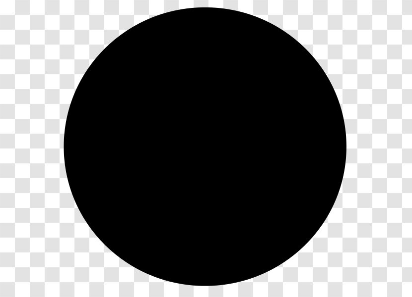 Circle - Monochrome Photography - Black And White Transparent PNG