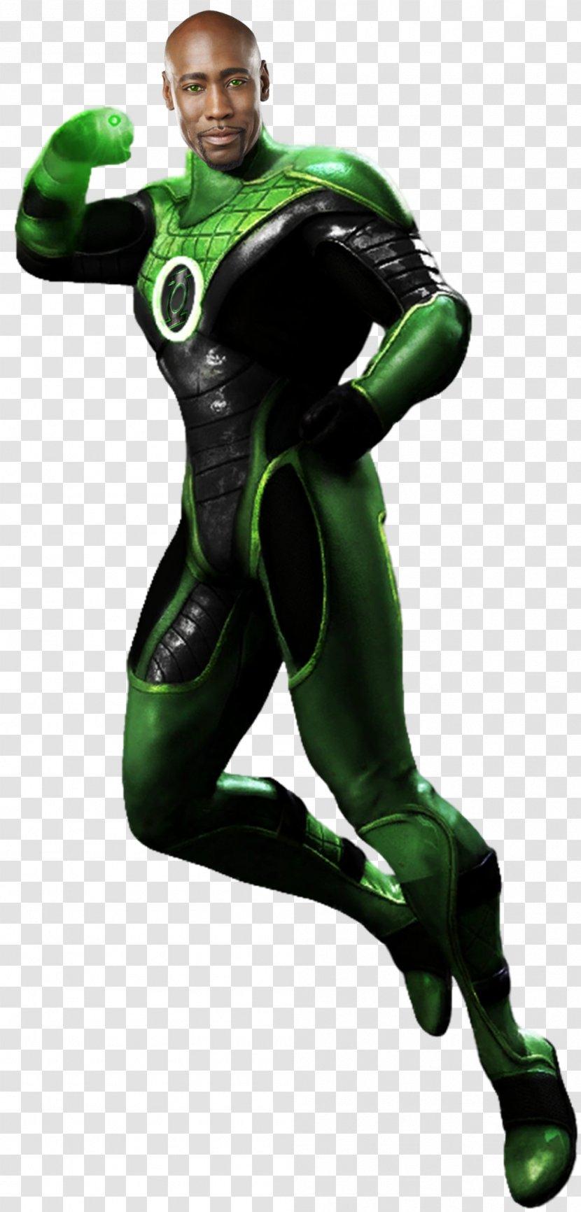Jon Stewart John Green Lantern Corps Hal Jordan Rendering Dard Transparent Png