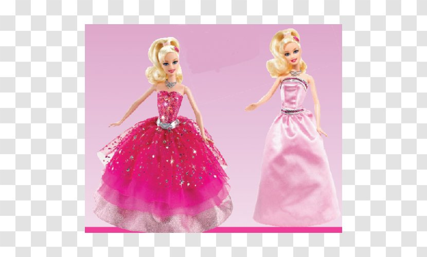 Ken Barbie Fashion Doll In The Pink Shoes Transparent Png