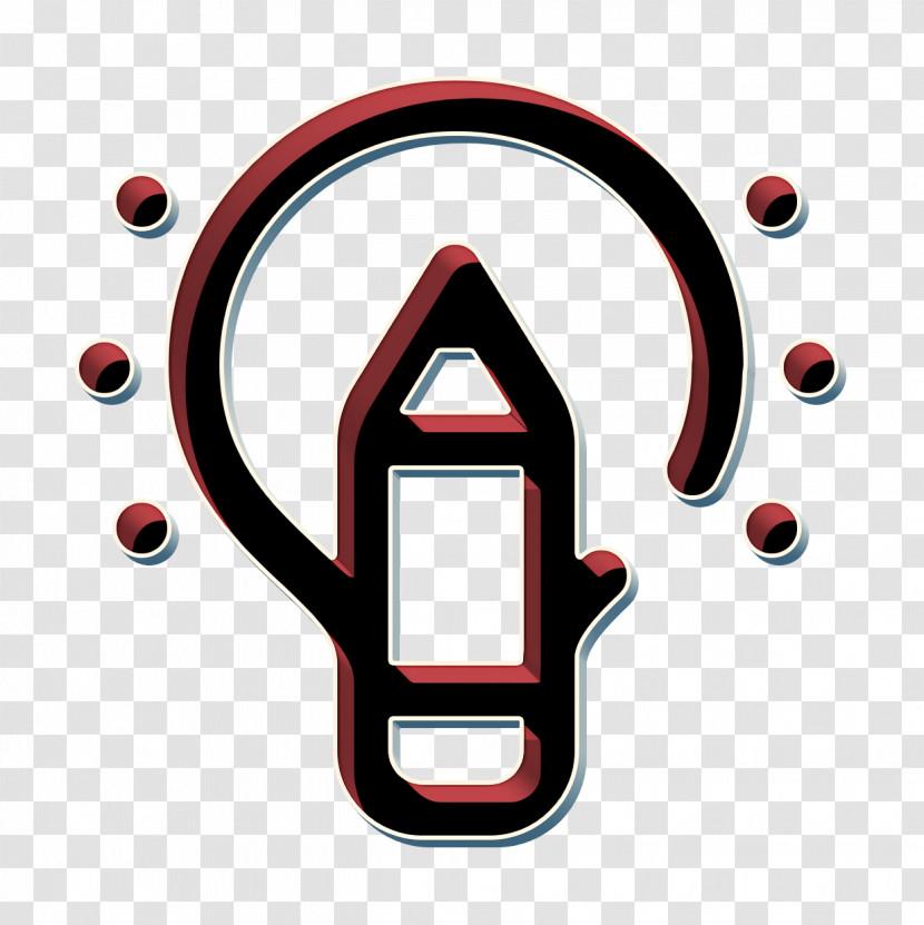 Design Icon Idea Icon Design Thinking Icon Transparent PNG