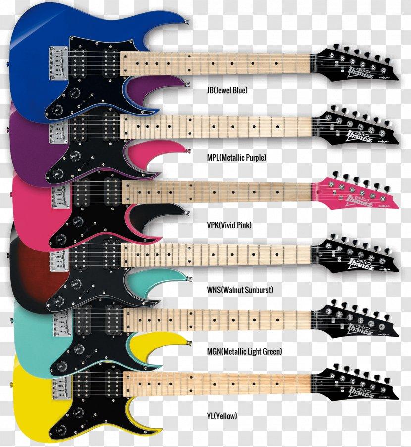 ibanez grgm21 mikro electric guitar rg transparent png pnghut