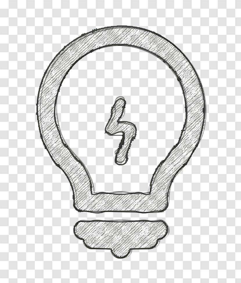 Bulb Icon Creative Hint - Head - Gesture Symbol Transparent PNG