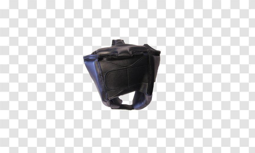 Bag Leather - Black Transparent PNG