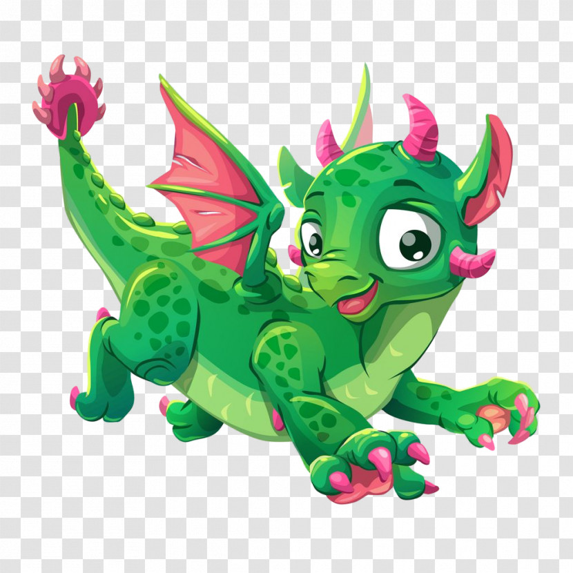 Dragon Transparent PNG