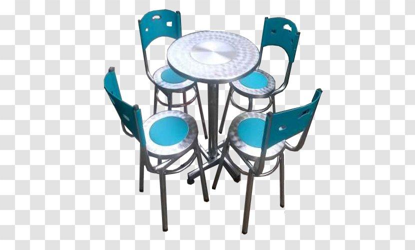 Table Chair Furniture Plastic Business - Shop Transparent PNG