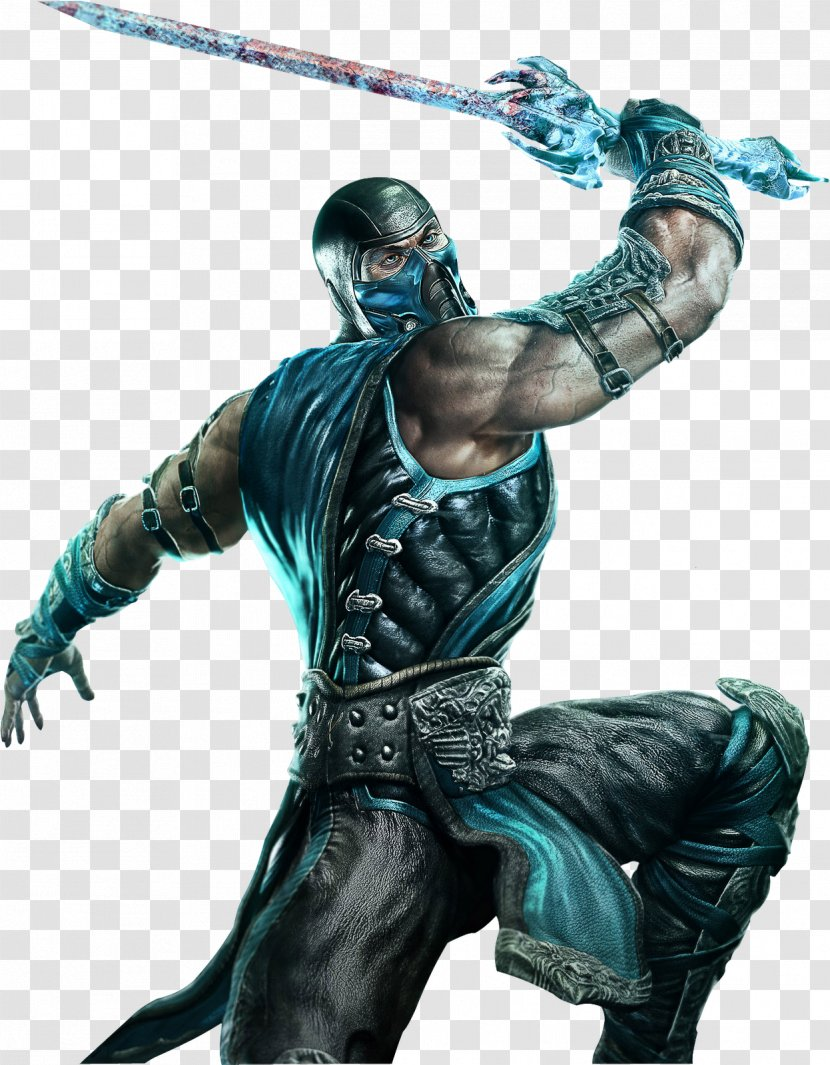 Mortal Kombat Mythologies Sub Zero X Scorpion Kombat Deception