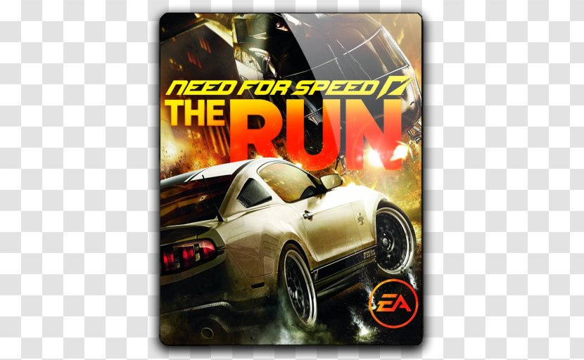 Need For Speed: The Run ProStreet World Xbox 360 - Blur - NFS Transparent PNG