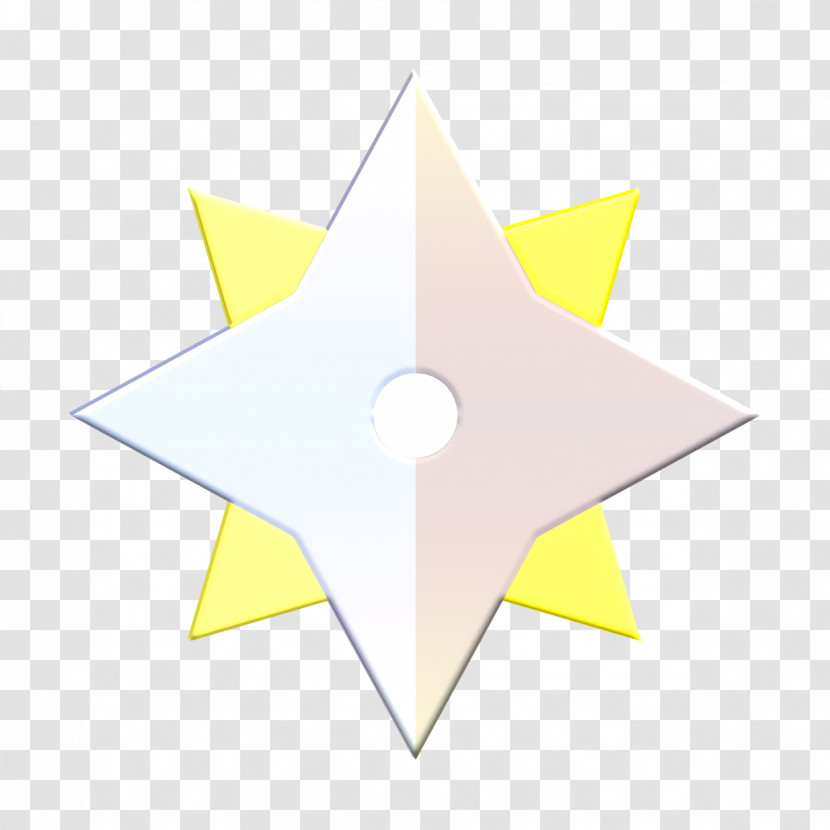 Location Set Icon Wind Rose Icon Transparent PNG