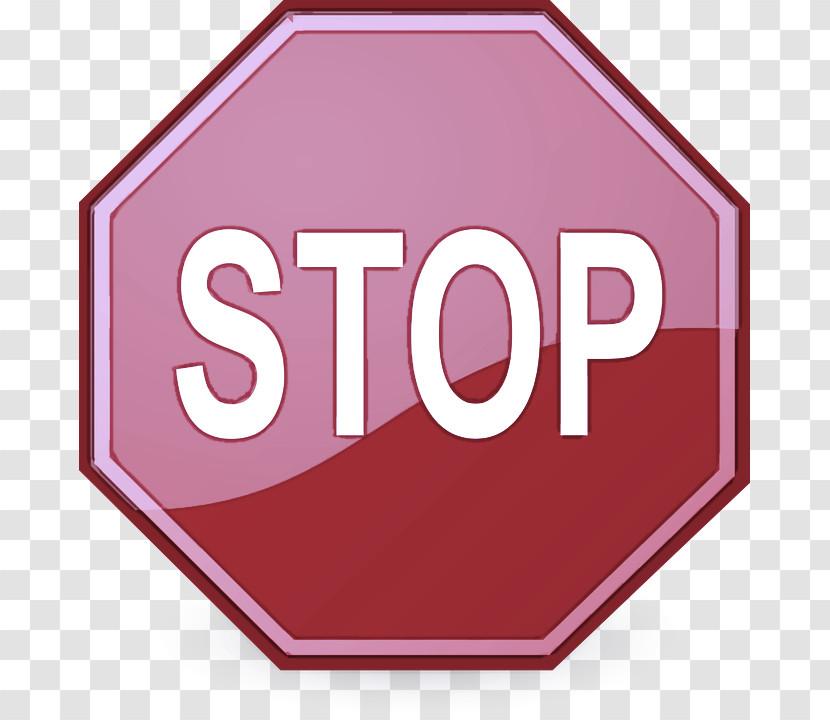 Stop Sign Transparent PNG