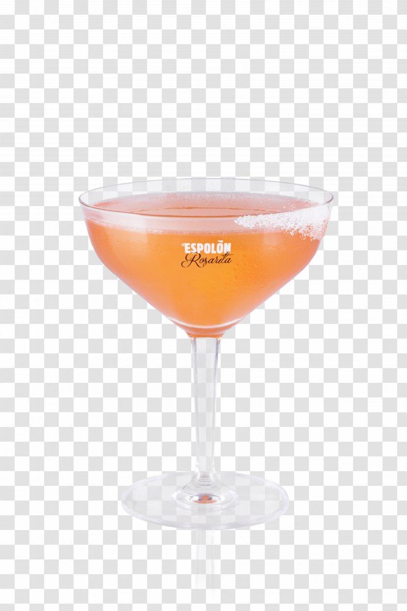 Cocktail Garnish Espolon Tequila Martini - Glass Transparent PNG