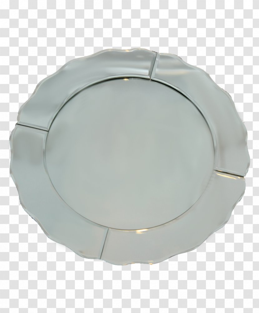 Tablecloth Plate Mirror - Dishware - Table Transparent PNG