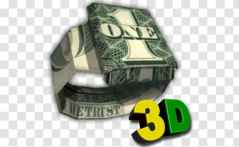 Brand Font - Cash - Fold Money Transparent PNG