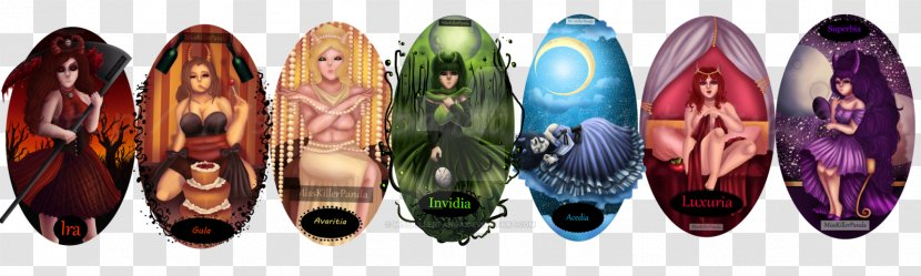 The Seven Deadly Sins Pride Art Digital Body Jewelry Transparent Png