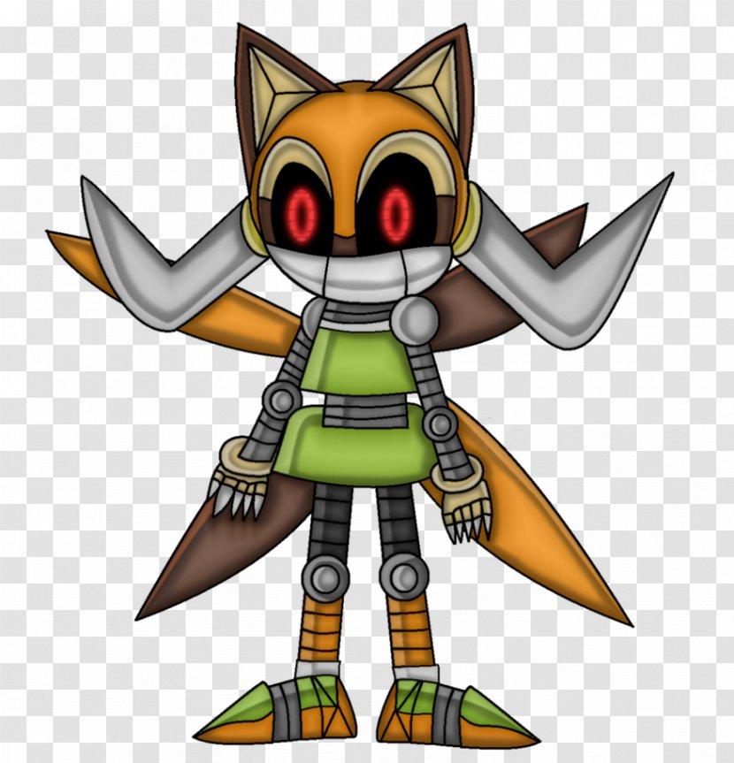 Sonic The Hedgehog Doctor Eggman Metal Silver Tail Acorn