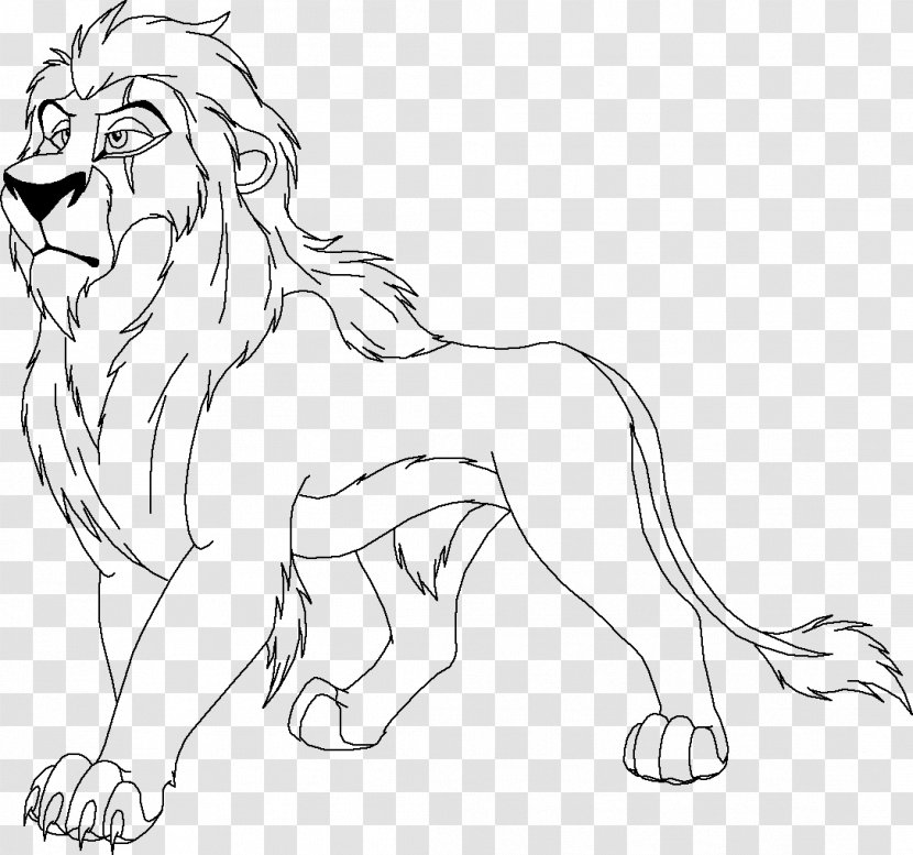 Scar Simba Mufasa Lion Coloring Book Cat Like Mammal King Transparent Png For first, all is only my theory not official!! scar simba mufasa lion coloring book