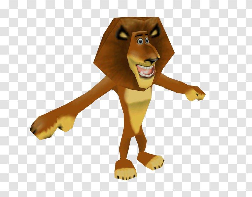 Madagascar Escape 2 Africa Nintendo Ds Video Game Fergie Transparent Png