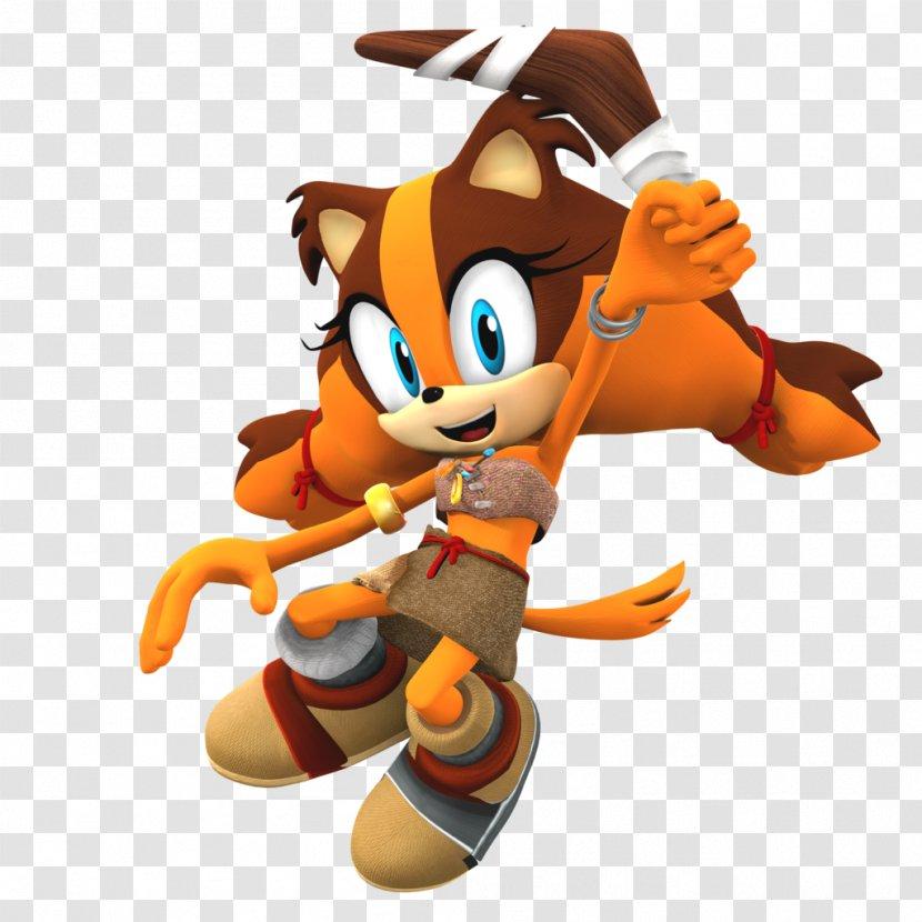 Sonic The Hedgehog Sticks Badger Knuckles Echidna Amy Rose Deviantart 3d Villain Transparent Png