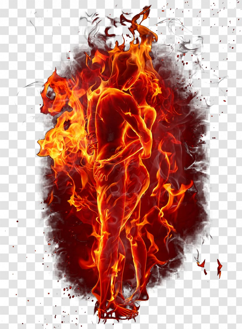 Fire Love Flame Wallpaper Couple Transparent Png