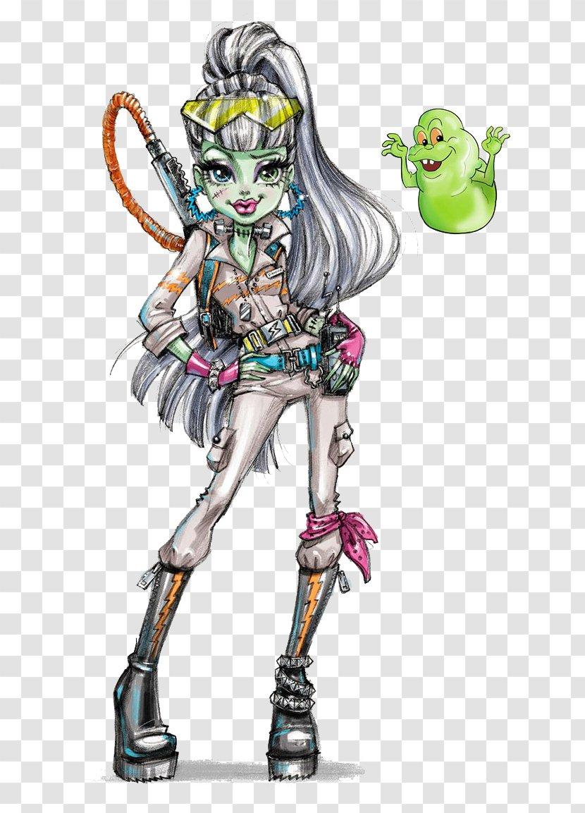 Frankie Stein Monster High Doll