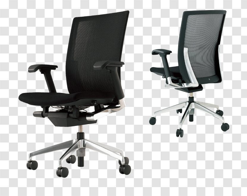 Office & Desk Chairs Plastic ASKUL CORP. - Chair Transparent PNG