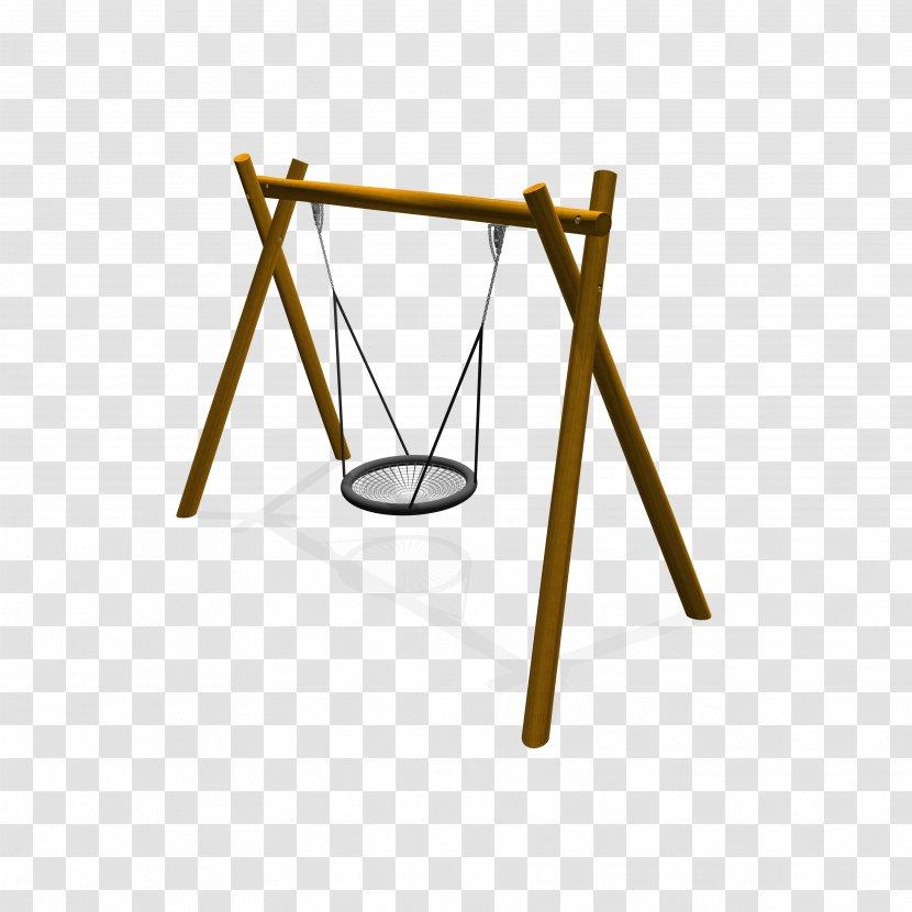 Swing Furniture Black Locust Wood Adventure Playground - Deckchair Transparent PNG