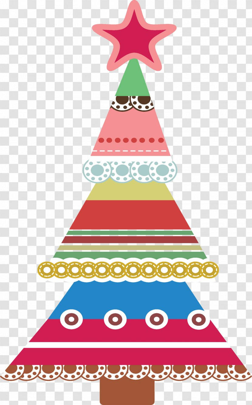 Christmas Tree New Year Ornament Clip Art Drawing Transparent Png