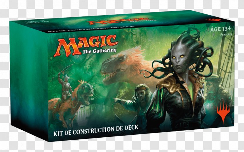 Magic: The Gathering – Duels Of Planeswalkers Ixalan Playing Card Deck-building Game - Booster Pack Transparent PNG