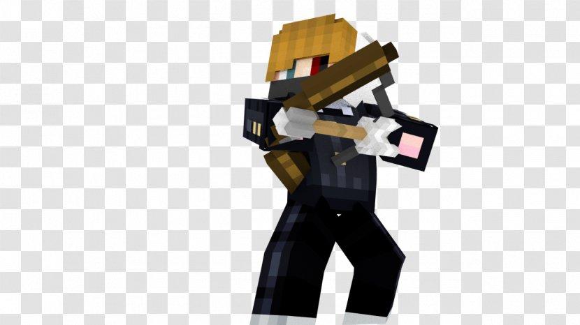 Animated Minecraft Arrow