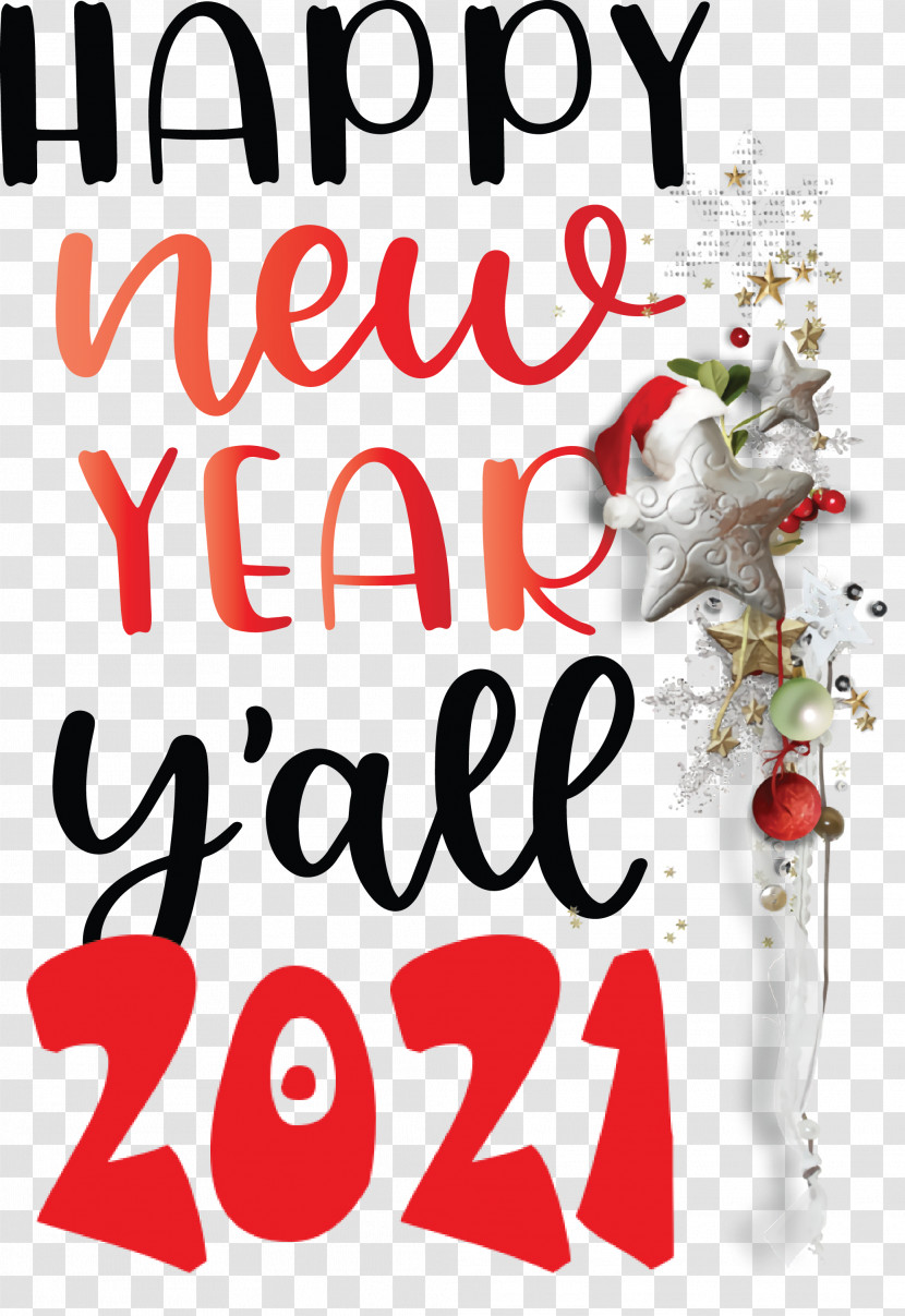2021 Happy New Year 2021 New Year 2021 Wishes Transparent PNG