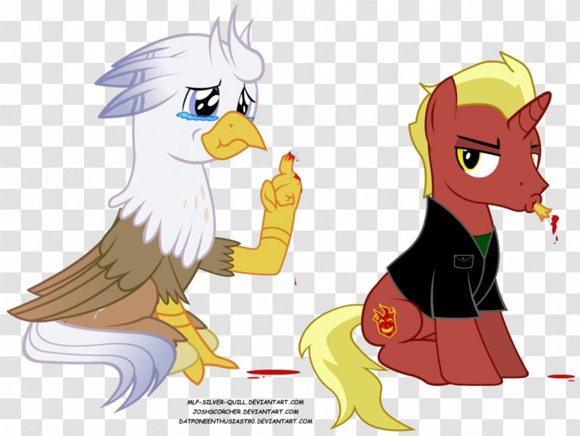 Duck Fan Art Deviantart Bird Of Prey Transparent Png