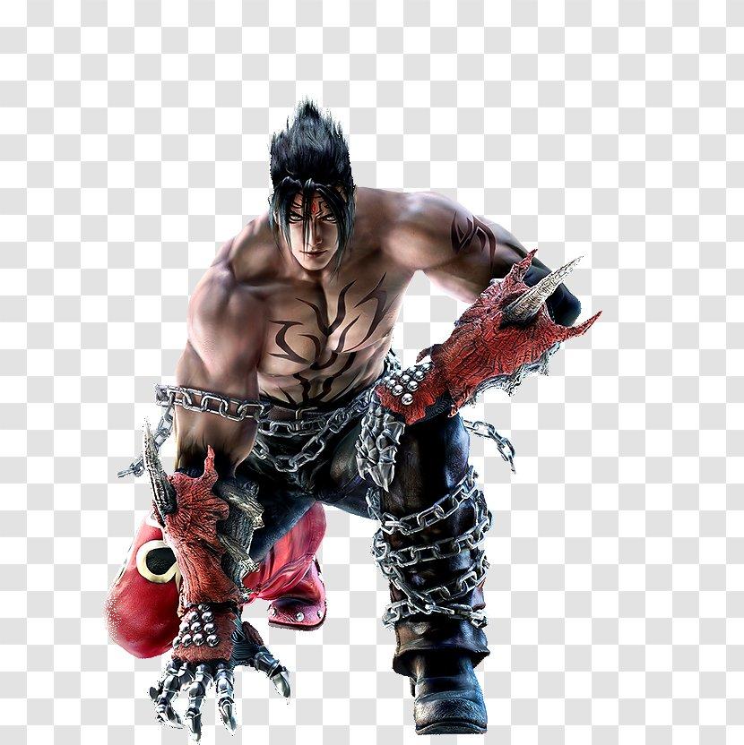 Tekken 6 4 Jin Kazama Tag Tournament 2 Kazuya Mishima King Transparent Png