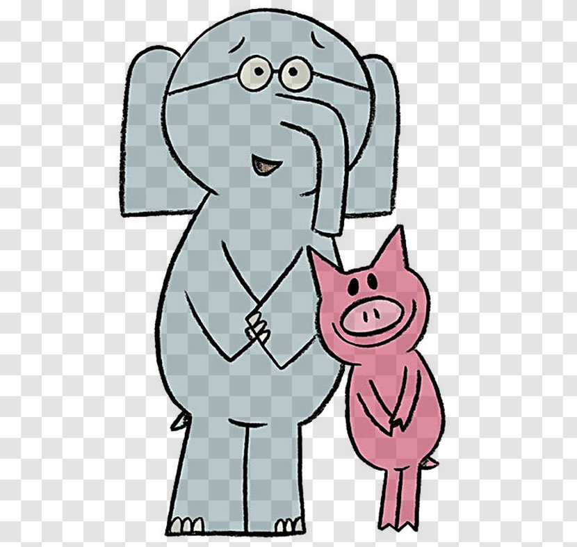 We Are In A Book The Thank You Book An Elephant And Piggie Book Should I Seeking more png image republican elephant png,elephant clipart png,elephant head png? elephant and piggie book
