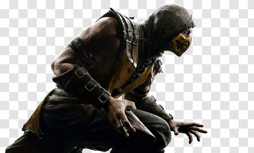 Mortal Kombat X Scorpion Sub Zero Sonya Blade Transparent Png