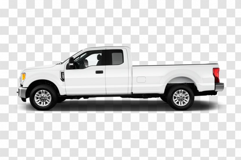 Ford Super Duty F-Series Pickup Truck Car Transparent PNG