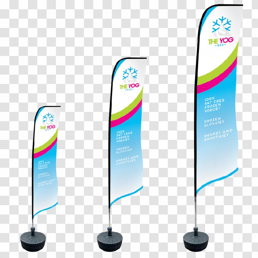Brand Water - Banner - Flag Watercolor Transparent PNG