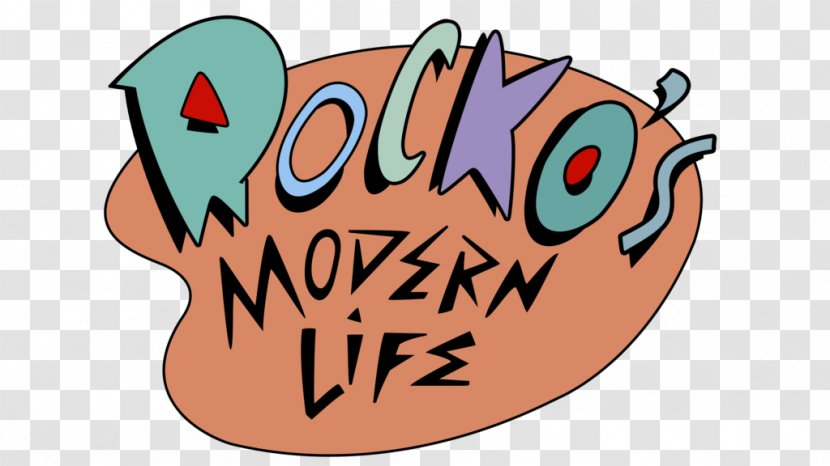 Rocko Spunky Filburt Heffer Wolfe Nickelodeon Watercolor Wallaby Transparent Png