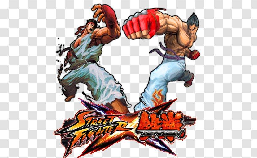 Street Fighter X Tekken 6 Bloodline Rebellion Kazuya Mishima Fictional Character Transparent Png