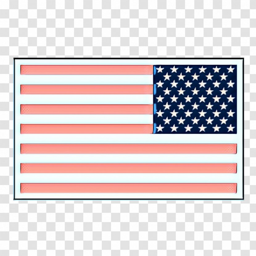 Veterans Day Veteran Soldier - 4th Of July Clipart - Rectangle Flag Transparent PNG