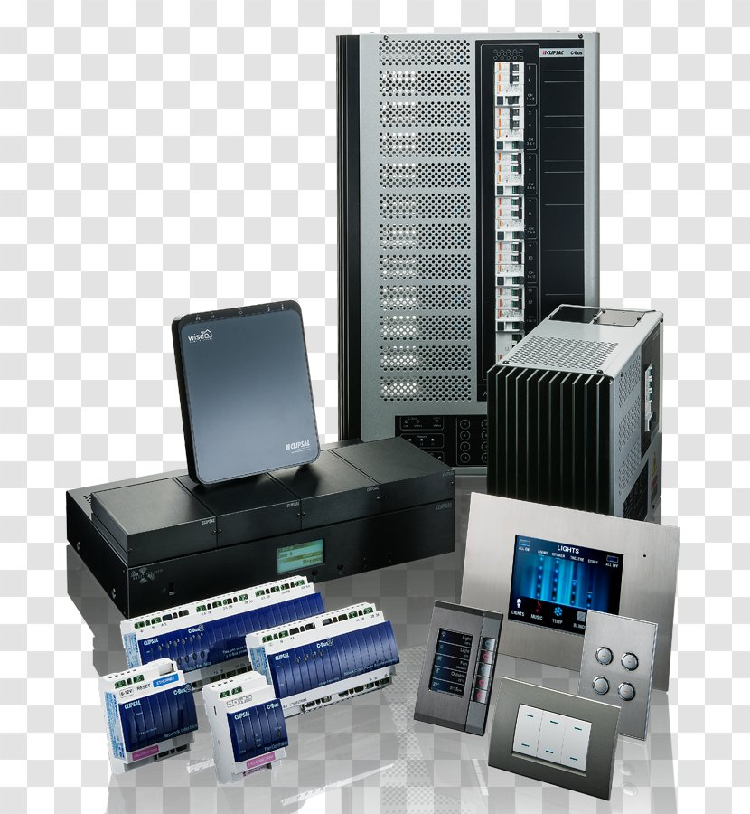 Clipsal C Bus Home Automation Kits Wiring Diagram Control System Personal Computer Light Efficiency Transparent Png